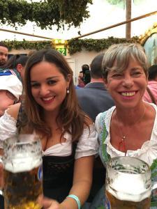Fiorella e Brunella Oktoberfest 2017
